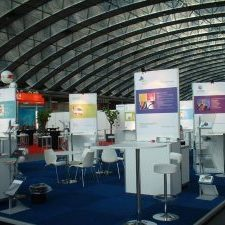 Assistance with trade shows, conferences & events